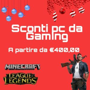 Computer Gaming offerte